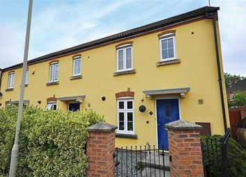 Thumbnail 3 bed end terrace house to rent in Kinloss Drive Kingsway, Quedgeley, Gloucester