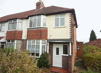 Thumbnail 3 bed semi-detached house to rent in Tresham Road, Great Barr, Birmingham