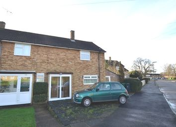 Thumbnail 2 bed end terrace house to rent in Preston Lane, Tadworth