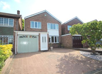 Thumbnail 4 bed detached house for sale in Lulworth Road, Burntwood