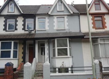 Thumbnail 5 bed terraced house to rent in Broadway, Treforest, Pontypridd