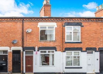 Thumbnail 2 bed terraced house for sale in Denmark Road, Leicester