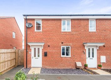 Thumbnail 2 bed semi-detached house for sale in Oakbeer Orchard, Cranbrook, Exeter