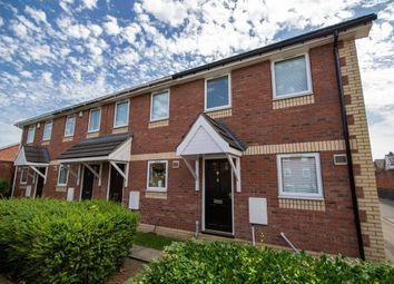 Thumbnail 2 bed terraced house to rent in Barbican Mews, York