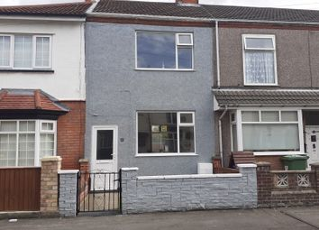 Thumbnail 3 bed terraced house for sale in St. Andrews Court, St. Peters Avenue, Cleethorpes