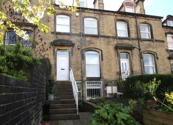 Thumbnail 4 bed terraced house for sale in Somerset Road, Almondbury, Huddersfield