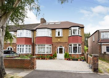 Thumbnail 5 bed semi-detached house for sale in Camborne Road, Morden