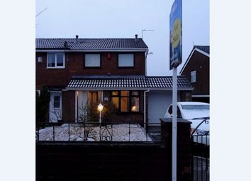 Thumbnail 2 bed semi-detached house for sale in Wem Grove, Newcastle, Staffordshire
