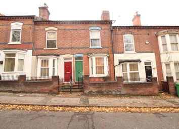 Thumbnail 3 bed terraced house for sale in Southey Street, Nottingham