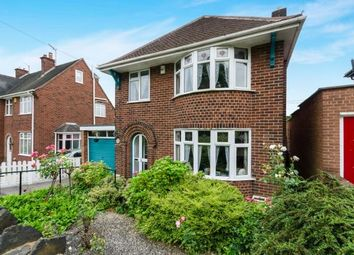 Thumbnail 3 bed detached house for sale in Chesterfield Road, Staveley, Chesterfield, Derbyshire