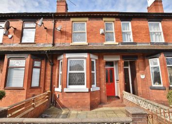 Thumbnail 3 bed terraced house for sale in New Lane, Eccles, Manchester