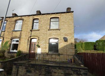 Thumbnail 3 bed terraced house to rent in Longwood Road, Longwood, Huddersfield
