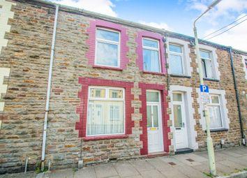 Thumbnail 4 bed terraced house for sale in King Street, Treforest, Pontypridd