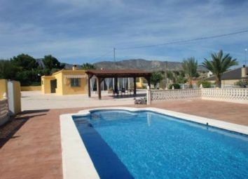 Thumbnail 4 bed country house for sale in Albatera, Albatera, Spain