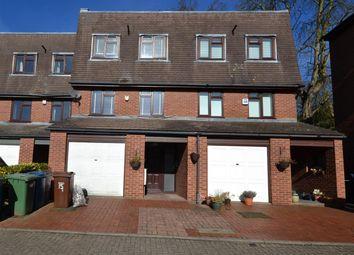 Thumbnail 4 bed terraced house to rent in Harrow Fields Gardens, Sudbury Hill, Harrow On The Hill