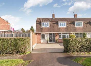 Thumbnail 2 bed semi-detached house for sale in Redhall Drive, Hatfield