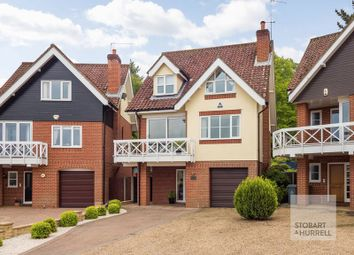 Thumbnail 3 bed detached house for sale in Riverway, Staitheway Road, Wroxham