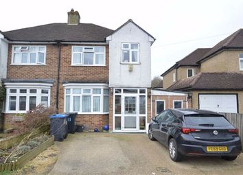 3 bed semi-detached house for sale in Inwood Avenue, Coulsdon, Surrey CR5