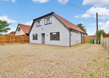 Thumbnail 6 bed detached house for sale in Park Road, Spixworth, Norwich