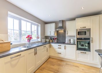 Thumbnail 4 bed detached house for sale in Templeman Drive, Carlby, Stamford