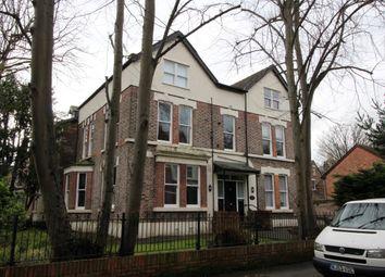 Thumbnail 1 bed flat to rent in Bertram Road, Aigburth