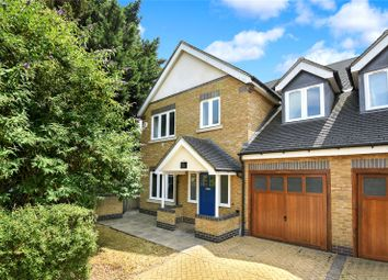 Thumbnail 4 bed semi-detached house for sale in Robinsons Close, Ealing