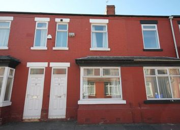 Thumbnail 4 bed terraced house to rent in Braemar Road, Manchester