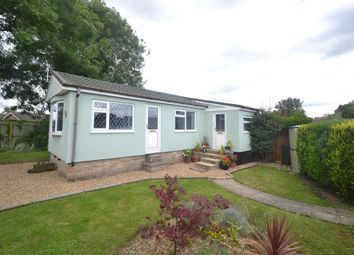 Thumbnail 2 bedroom detached bungalow for sale in Chequers Park, Whatfield Road, Elmsett, Ipswich