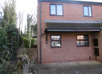 Thumbnail 2 bed flat for sale in Warren Close, Gainsborough