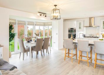 "Thumbnail 4 bed detached house for sale in ""Cornell"" at Murch Road, Dinas Powys"
