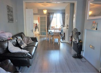 Thumbnail 3 bed terraced house to rent in Clive Road, Enfield