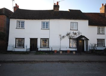 Thumbnail 2 bed cottage to rent in St Johns Green, Chelmsford
