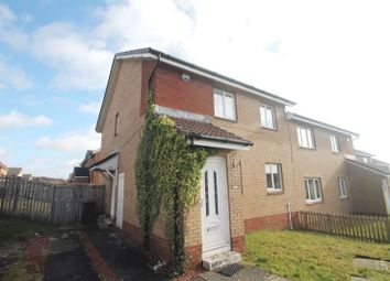 Thumbnail 1 bed flat for sale in 96, Thrashbush Road, Airdrie
