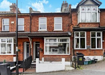 Thumbnail 3 bed terraced house for sale in Sunnydene Road, Purley, Surrey