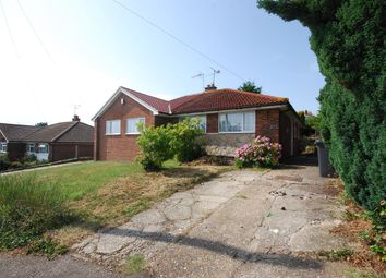Thumbnail 2 bedroom semi-detached bungalow for sale in Woodrow Chase, Herne Bay