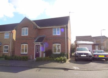 Thumbnail 3 bedroom detached house for sale in Mulberry Close, Sleaford