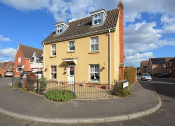 Thumbnail 6 bedroom detached house for sale in Townsend Way, Lowestoft
