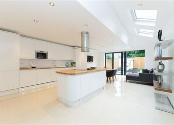 Thumbnail 5 bed terraced house for sale in Athenlay Road, London