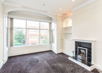 Thumbnail 2 bed flat to rent in Front Flat Woodlands Road, Lytham St. Annes