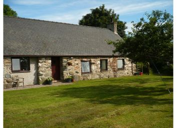 Thumbnail 4 bed cottage for sale in Caeathro, Caernarfon
