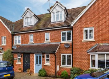 Thumbnail 3 bed terraced house for sale in Knights Mead, Lingfield, Surrey