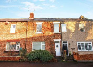 Thumbnail Terraced house for sale in Salisbury Street, Morpeth