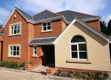 Thumbnail 5 bed detached house to rent in Wells Gate Close, Woodford Green