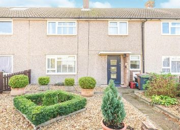 Thumbnail 3 bed terraced house for sale in Almonds Lane, Stevenage, Hertfordshire, England