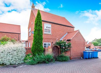 Thumbnail 2 bedroom detached house for sale in Whitehouse Mews, Blyth, Worksop