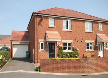 Thumbnail 3 bed semi-detached house for sale in Dorado Close, Stockton-On-Tees
