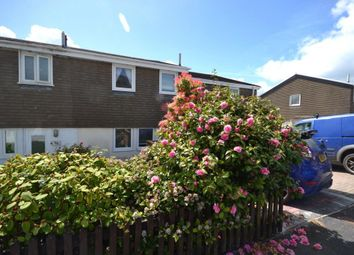 Thumbnail 3 bed terraced house for sale in Chapel Close, St Anns Chapel, Gunnislake, Cornwall