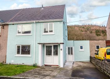 Thumbnail 3 bed semi-detached house for sale in Dan Y Bryn, Pembrey, Carmarthenshire