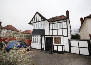 Thumbnail 5 bed detached house for sale in Hillcrest Avenue, Edgware, Edgware
