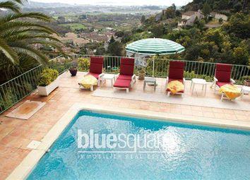 Thumbnail 4 bed villa for sale in Mandelieu-La-Napoule, Alpes-Maritimes, 06210, France